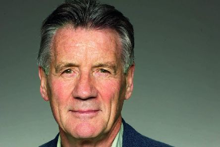 Michael Palin. Picture: John Swannell