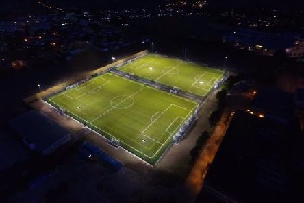 St George's Park Sheffield Graves FA hub in Norton, which is already managed by Leisure United
