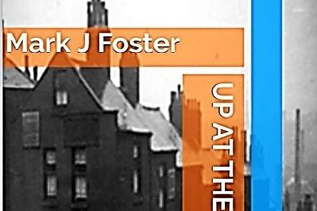 Mark Foster's book on the Sheffield Gang  Wars, Up at the Sky Edge - 1917