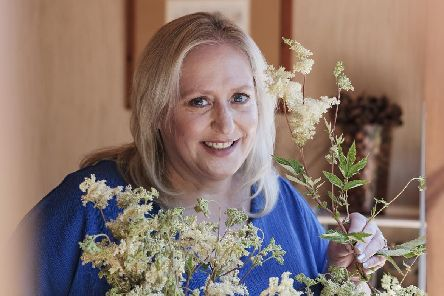 Doncaster forager Alysia Vasey who supplies many of the countrys top one and two Michelin star chefs from over one hundred ingredients that she picks in the wild.