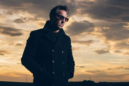 Sheffield singer-songwriter Richard Hawley, who has just announced a new album, Further, to be released in June