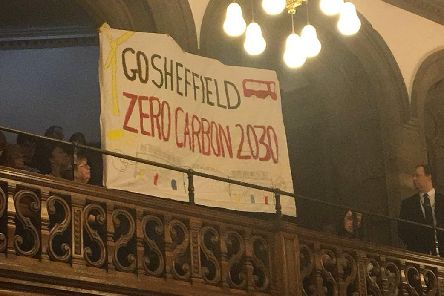 Sheffield should go Carbon Neutral by 2030