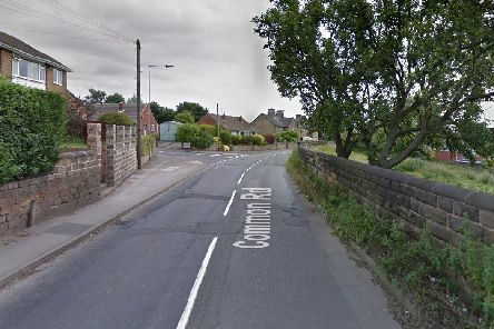 Common Road, Brierley, Barnsley. Picture: Google