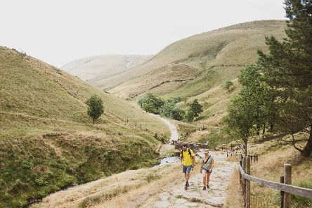 Take a hike in the Peak District and Derbyshire