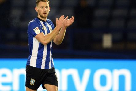 Sheffield Wednesday captain Tom Lees.