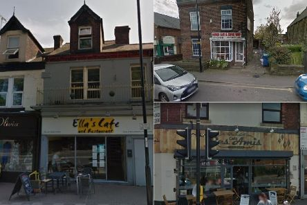 Here are the restaurants rated one star for food hygiene in Sheffield.