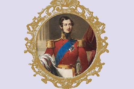 Prince Albert: The Man Who Saved the Monarchy by A.N. Wilson