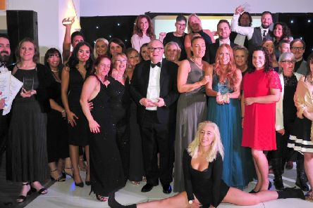 Winners of The Bay Business Awards 2019.