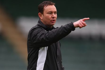 New Morecambe manager Derek Adams       Picture: Getty Images