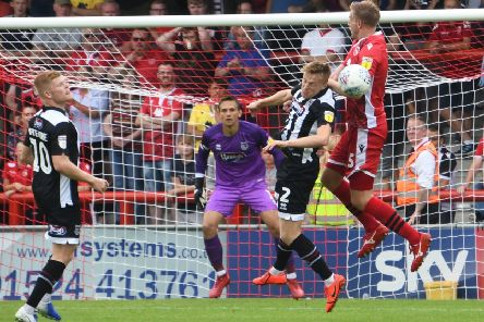 Morecambe are still to score at home this season