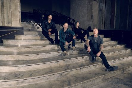 Vue cinema in Lancaster will be showing a live concert of Metallica from San Francisco.