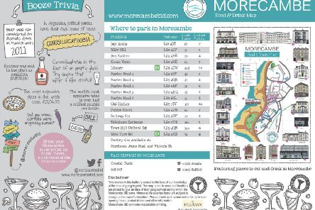 Morecambe Food and Drink Trail launched