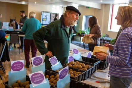 Potato Day is returning to Calder Valley this month
