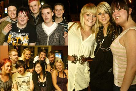 35 photos that will take you back to a night out in Halifax in early 2000s