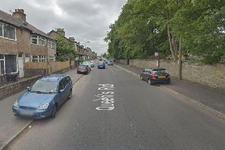 Firefighters and paramedics were called to Queen's Road in King Cross, Halifax. Picture: Google