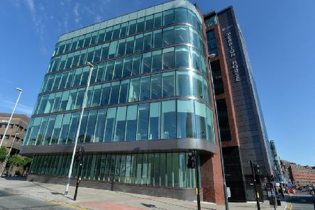 Merrion House, Leeds City Council's headquarters.