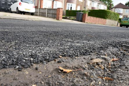 Roads in Calderdale set to undergo programme of surface work