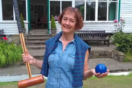 Chance to join croquet open day at former bowling club