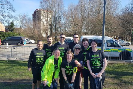 Supporter signs up for first Wakefield Hospice Night Run 10k in dad's memory