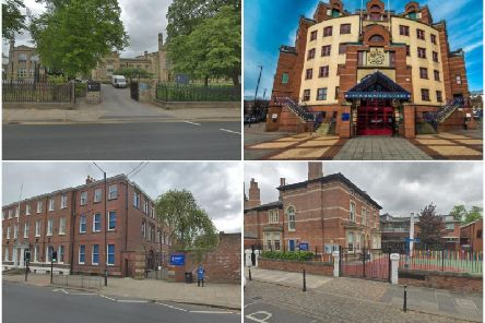 Wakefield Grammar School Foundation failed to take general fire precautions at two of their schools, Leeds Magistrates' Court heard.