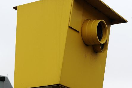 Just a single speed camera has been put up in Wakefield in the last five years.