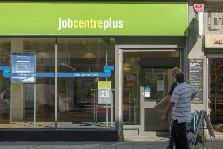 More than two million people are on Universal Credit.
