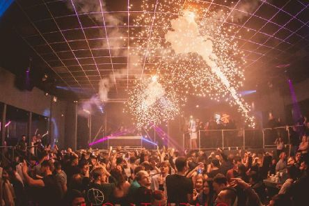 Club Nocturno is in for another wild night. Picture: Club Nocturno