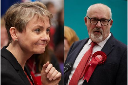 Labour's Jon Trickett and Yvette Cooper have retained their positions as MPs for their Yorkshire constituencies.