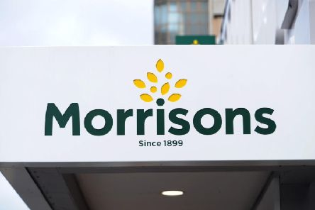 A Morrisons store in Yorkshire. Pic: Jonathan Gawthorpe.