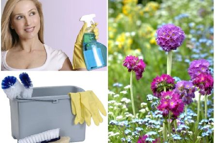15 Spring cleaning hacks