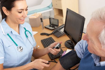 Concerns that NHS patients in the south-east of the Wakefield district are being forced to travel 12 miles into the city for vital treatment have been raised by the area's MP.