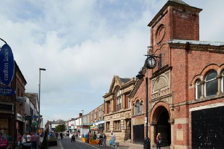 """""""Castleford is fast becoming an urban tip! There is litter strewn everywhere."""""""