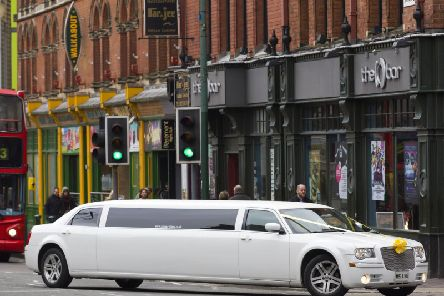 Limousines of nine seats or more are currently unregulated by councils.