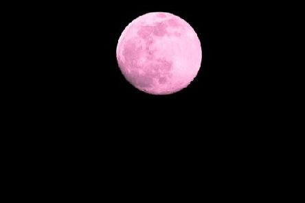 This week will see a so-called Pink Moon rising over the skies of the UK.