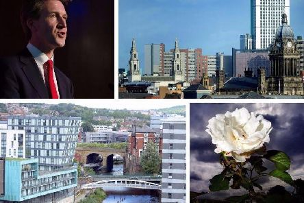 The Sheffield City Region deal can finally move forward.