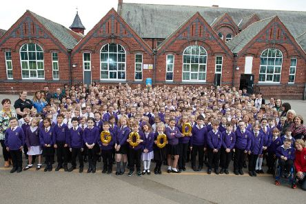 Castleford Park Juniors got their first ever 'good' Ofsted.