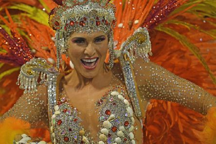 The Samba carnival will head through Horbury