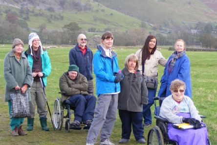 Open Country giving wheelchair users access to the countryside