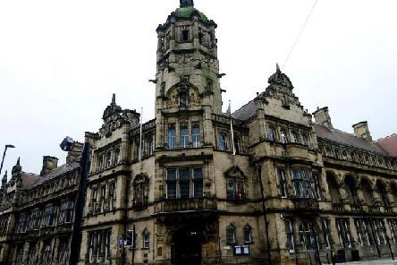 Wakefield Council has submitted a planning application to put a new handrail on a staircase in its Grade I-listed County Hall.