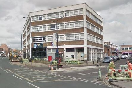 The site, afour-storey building at the junction of Providence Street and Northgate,is currently made up of 15 apartments.