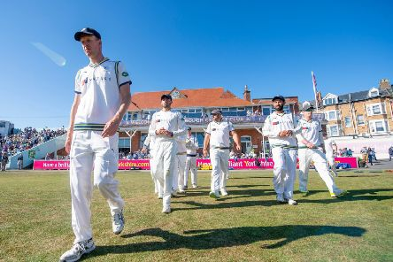 Yorkshire will play two County Championship games at Scarborough. Picture: Allan McKenzie/SWpix.com