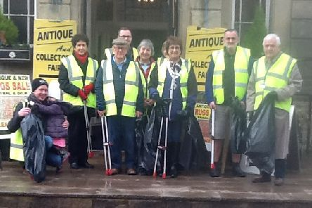 Call to join town's Spring Clean session