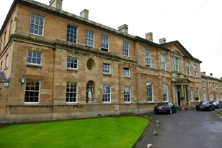 Bowcliffe Hall.