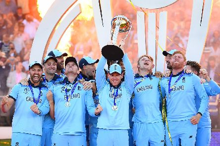 England won the 2019 ICC Cricket World Cup. Pictures: Getty Images