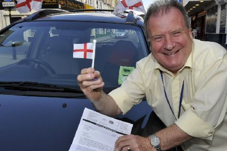 County councillor Andrew Jenkinson. Pic: Richard Ponter