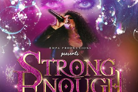 Strong Enough rocks up at the YMCA Theatre in Scarborough later this year