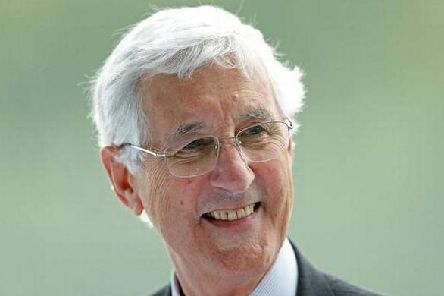 Former England cricket captain Mike Brearley