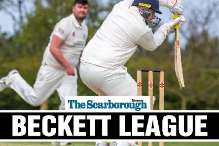 Beckett Cricket League