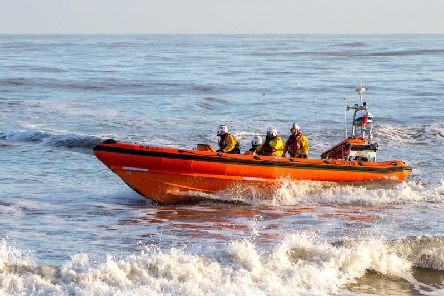 Image by Dave Cocks (RNLI)