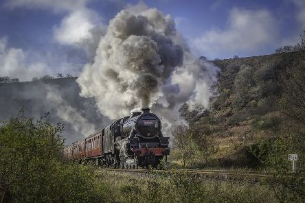 North York Moors Railway.'Picture: Graham Staples.